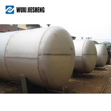 Solid reputation stainless steel bulk fuel storage tank