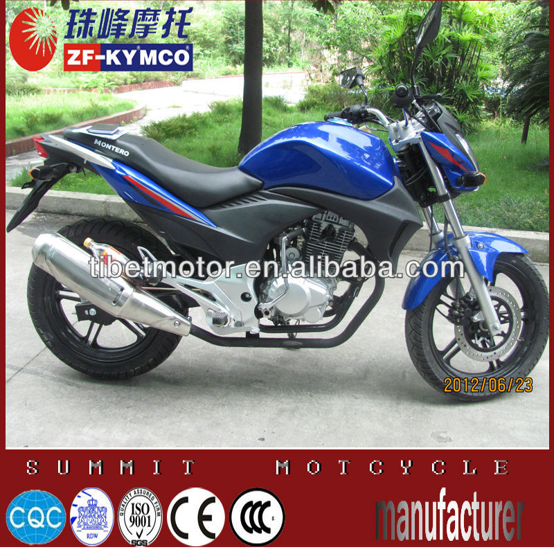 2013 200cc racing motorcycle ZF200CBR