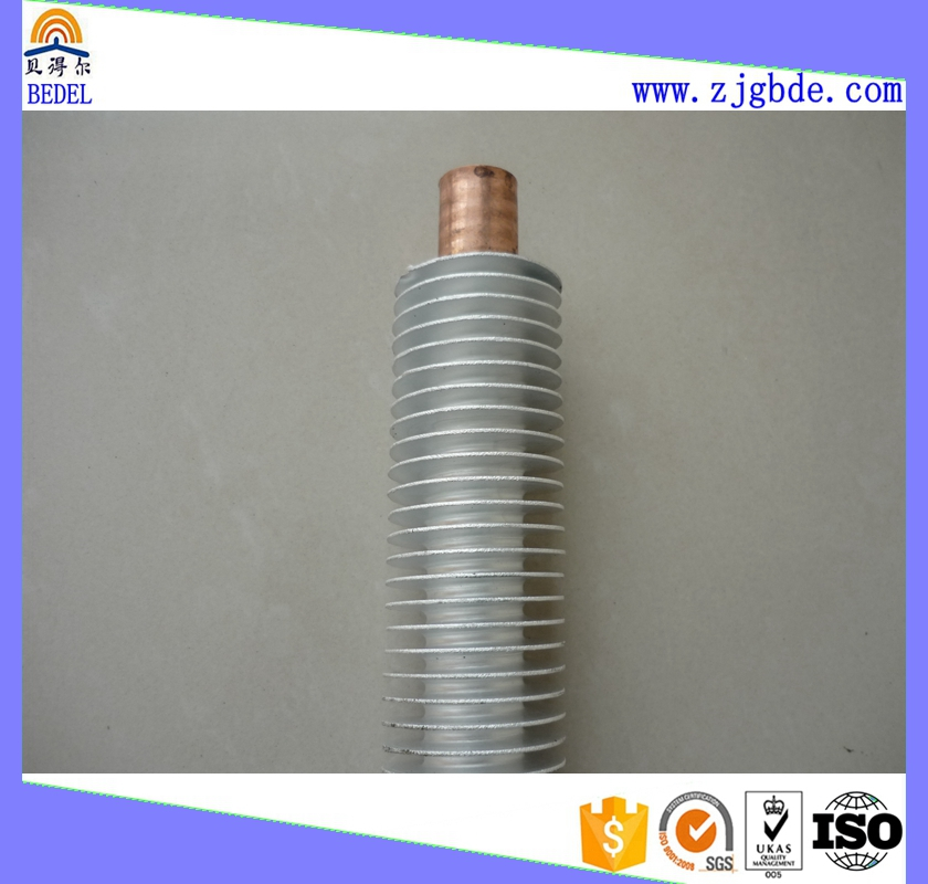 High quality machine grade plain fin tube heat exchangers turkey With Long-term Service