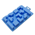 1pcs Game Tetris Ice Bricks Tray Ice Tray Mold Mould Maker Party Silicone Summer Ice Cube Carving Mold Mould Maker