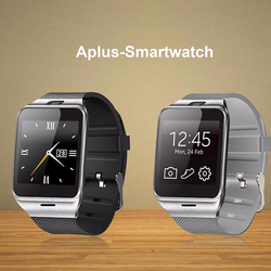2018 Sport Wrist Watch Wireless WIFI Smart Watch Aplus gv18 For Apple and Android