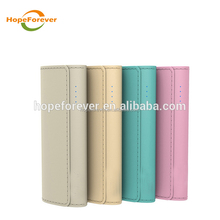 5200mah round power bank , mobile portable battery charger