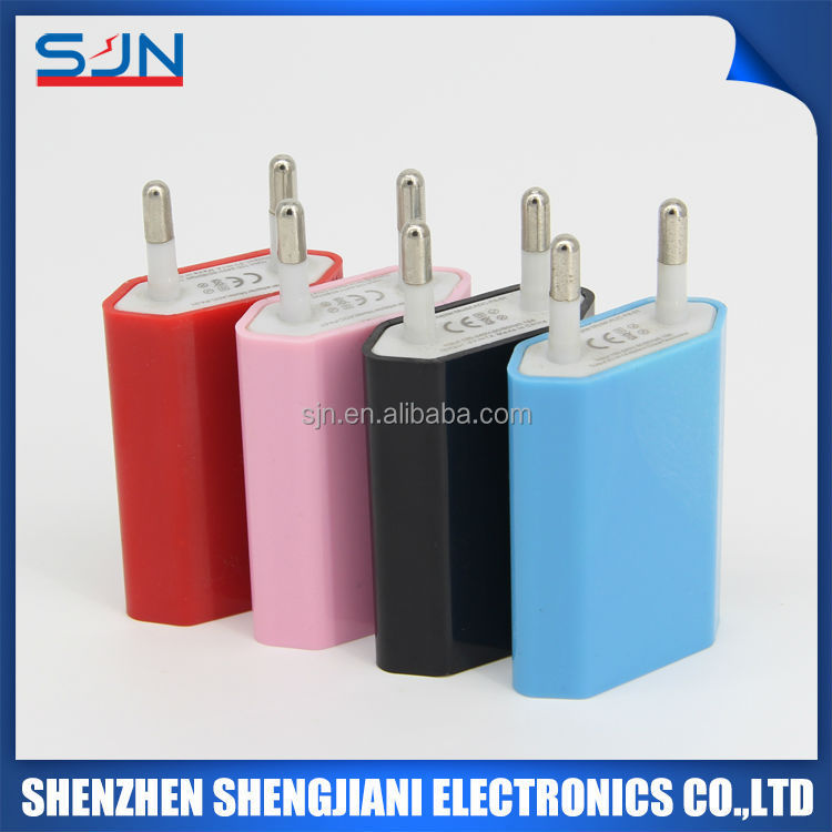 China supplier 2015 hot product handphone travel charger for smartphone