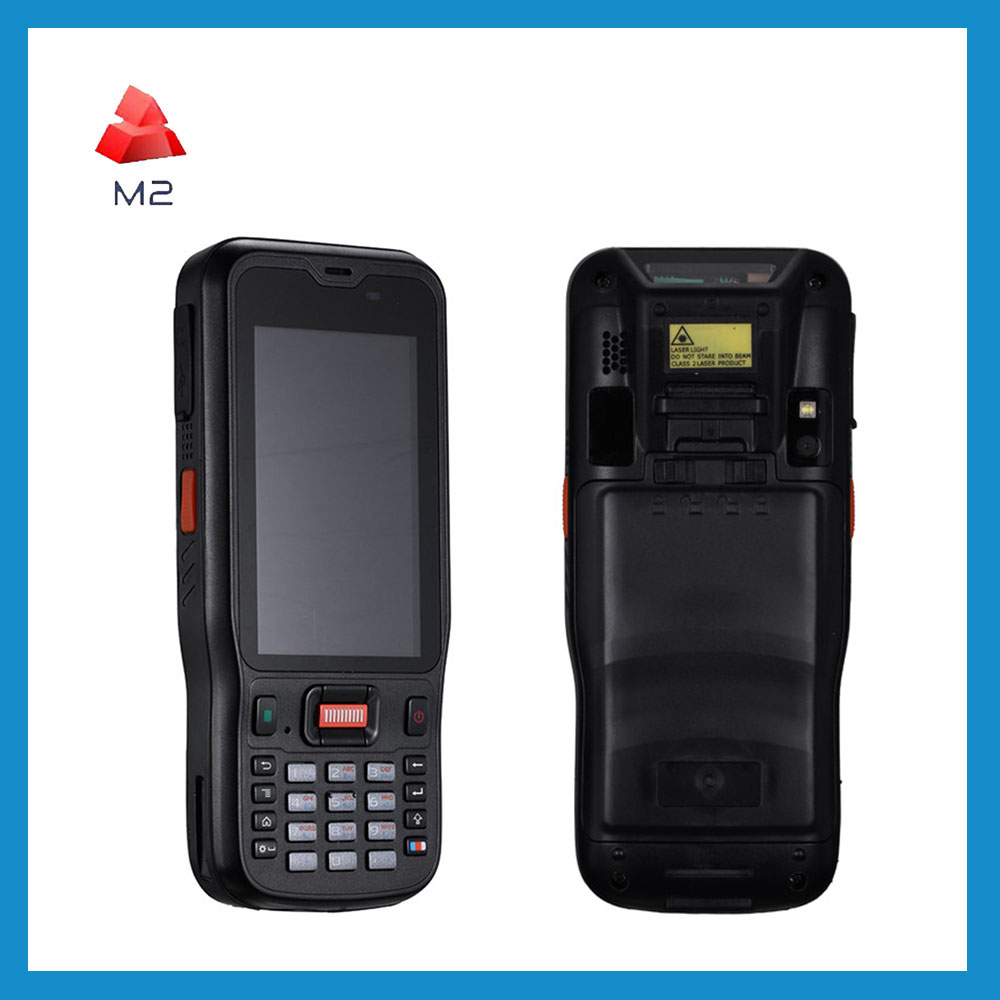 New Cheap Rugged EVDO mobile phone 1d 2d Mobile Barcode scanner BT BLE GPS Camera 3.5inch Zigbee RFID HF LF
