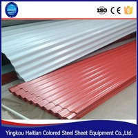 50 years Metal roofing/Zinc roof tile/PPGI roof tiles factory supply