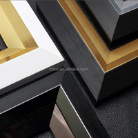 Intco Luxury wall decorative plastic picture frame moulding