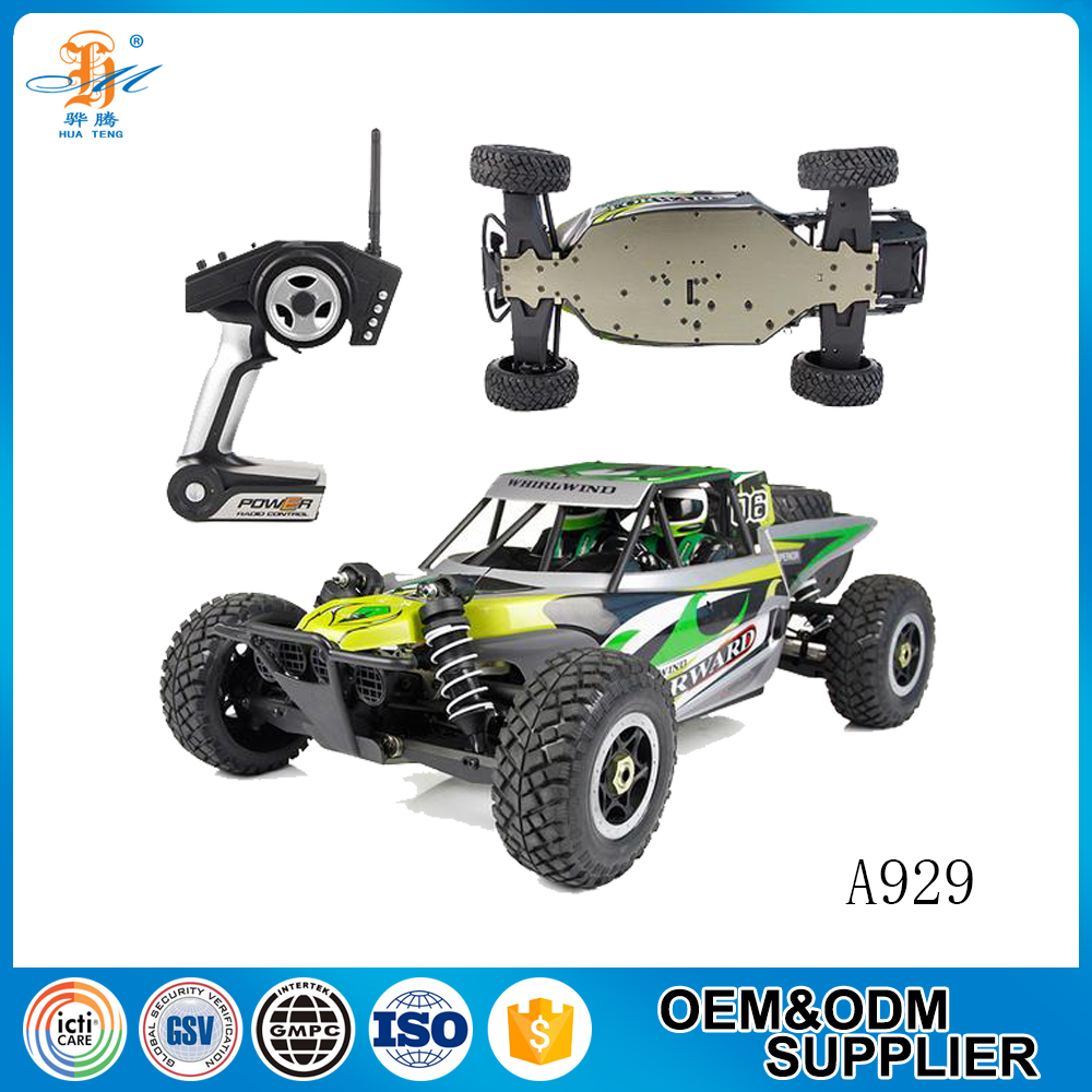 4WD big monster truck off road with brushless motor