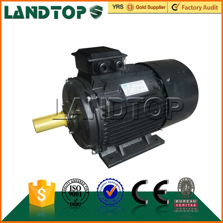 Manufacturer Y2 series 380v three phase electric motor 10kw