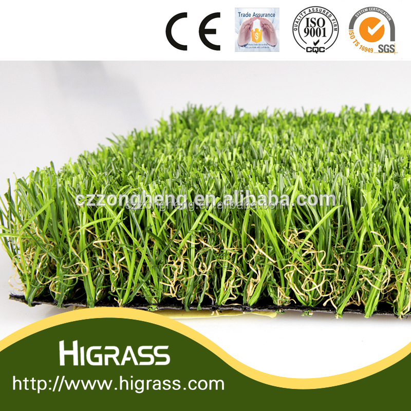 New Products 2017 UV Resistant PE Turf Artificial Grass