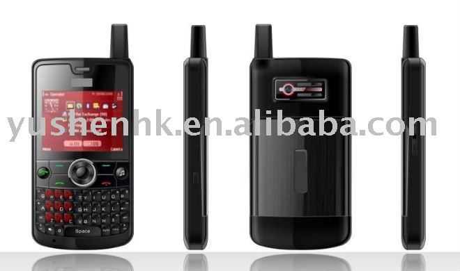 CDMA 450mhz+ GSM dual mode Qwerty mobile phone