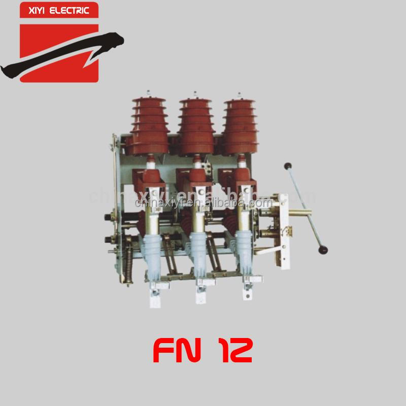 FN12 switch fuse types of safety electrical switches 132kv circuit breaker vcb factory made in China
