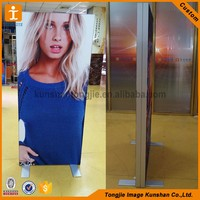 LED lighting box display,backlit photo light box frame