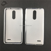 Wholesale Thick Jelly case frosted TPU back cover for ZTE Grand X4