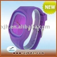 Newest Fashion Jelly Wristwatch