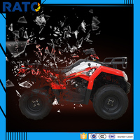 2016 new appearance 200cc atv 4 wheeled motorcycle