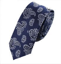 Hot sale woven jaquard turkey tie