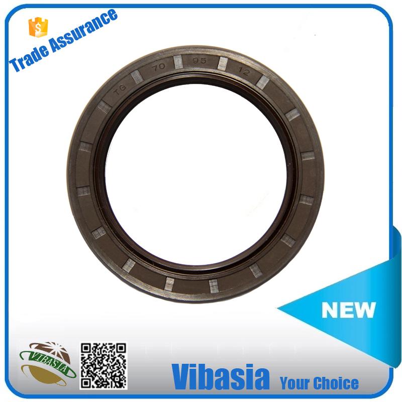 Vibasia Best Sale Viton TG National Oil Seal 70*95*12mm