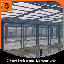 two story steel structure warehouse/steel structure prefabricated building