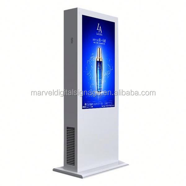 Outdoor High Brightness outdoor digital lcd advertising machine