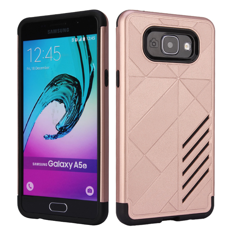 Popular item tpu pc hybrid cellphone case for samsung galaxy a510