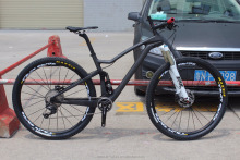 chinese mountain carbon 29er frame full suspension mtb carbon fiber frame mtb frame 29 complete mountain bike