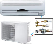 NEW Split unit solar powered mini air conditioner, off grid solar air conditioning 18000BTU