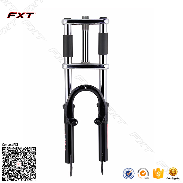 Factory direct double crown & triple clamp forks