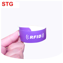 event management one-off rfid wristband price