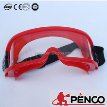 Clear Anti-Fog Dual Mold Safety Goggle Factory in China