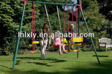 kids metal swing sets