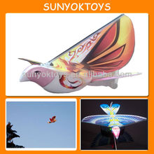 New Toys For Christmas 2014! Flocking Rc Flying Bird With Sound /LED Light