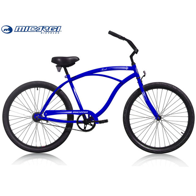 Micargi 26 inch Mens Beach Cruiser Bike TOUCH Cheap adult chopper Bicycle