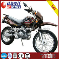Super mountain road 250cc adult dirt bike on promotion ZF200GY