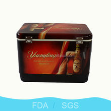 2018 full wrapped promotional gift beer cooler