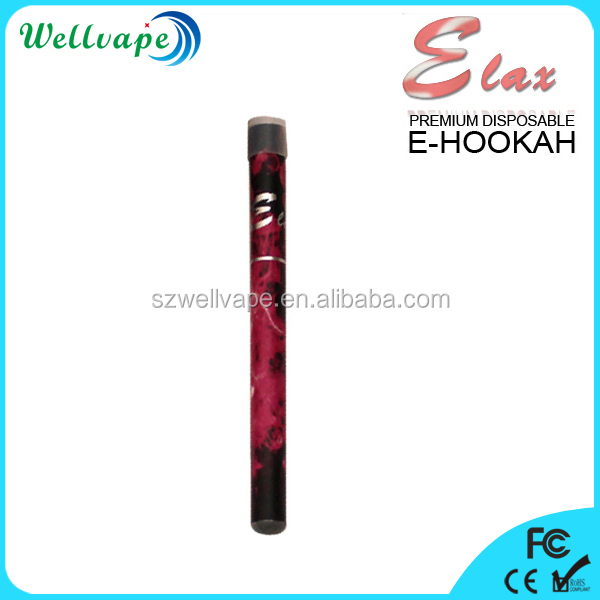 Cheapest price 500 puffs e hookah yocan thor disposable hookah