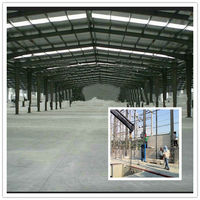 China Daquan Prefabricated Steel Building Workshops
