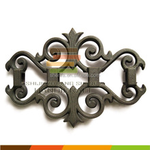 cast iron products casting fence panels iron accessories