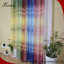 Polyester Sheer Window Curtain small door window curtain