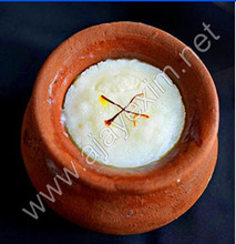 Earthen Kulfi Pot