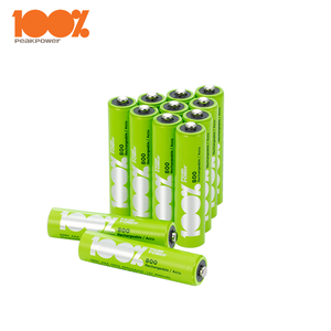 Low self discharge Rechargeable Battery cell 1.2V AAA 800mAh for game controller