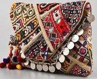 Authentic Gypsy Banjara Clutches / Vintage Patch work Banjara Clutch.