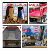 Different types abrasion UHMWPE truck liner sheet/board/coal bin liner
