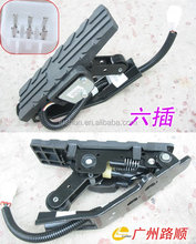 electronic accelerator pedal for JAC truck
