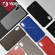 New Style Cellphone Matte Skin PP Back Cover Slim Case For Iphone 8 Anti-fingerprint