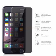 High Clear 9H 3D 0.33mm Private Label Screen Protector For iPhone 6 Plus
