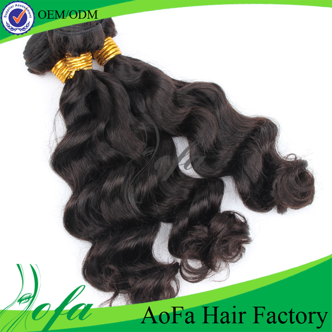 Wholesale high quality grade 7A grade southeast asian hair