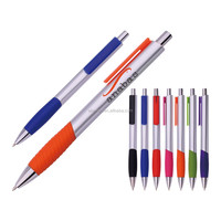 School promotion simples gifts ball pen Student stationery pen with funny logo for festival gifts