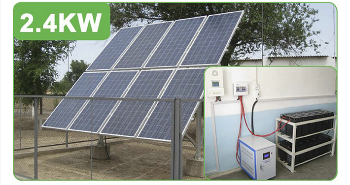Off grid solar system1kW To 5kW Isolated solar power for home use instead of diesel generator
