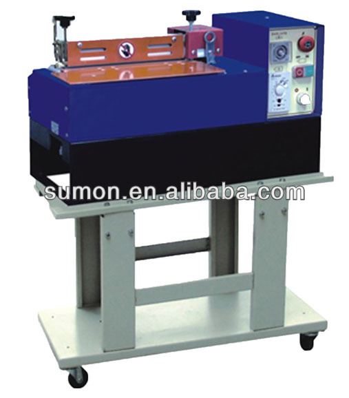 QY-801 A hot melt adhesive on paste machine