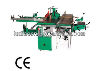 combined woodworking machine